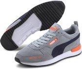 PUMA R78 Sd Heren Sneakers - Quarry-Peacoat-Dragon Fire - Maat 45