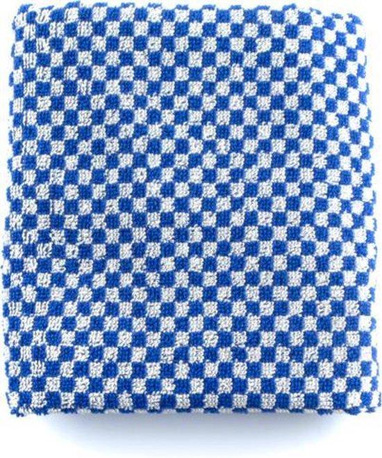 Bunzlau Castle Small Check Keukendoek (6 Stuks) - 53x60 cm - Royal Blue