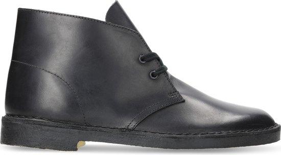Clarks - Herenschoenen - Desert Boot - G010108 - zwart - maat 8,5