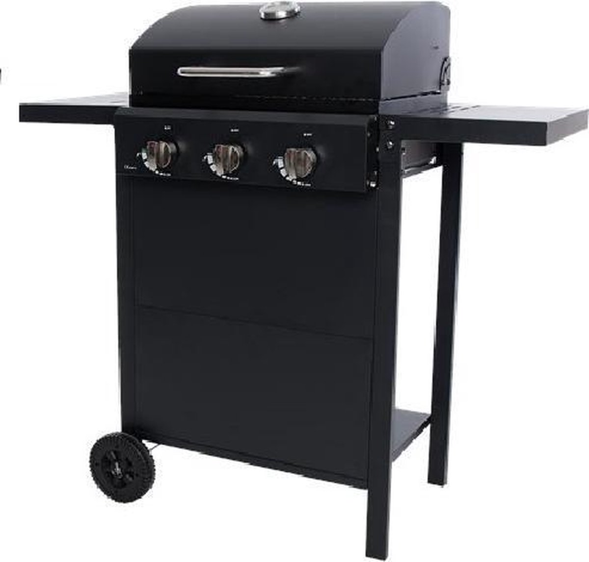 Gasbarbecue -Iowa Gas BBQ- Buitenkeuken - Outside cooking possibility -