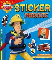 Deltas Brandweerman Sam Sitcker Parade