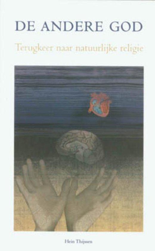 Cover van het boek 'De andere God / druk 1'