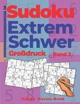 Sudoku Extrem Schwer Grossdruck - Band 2