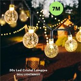 SKAJ Lichtsnoer Op Zonne-energie - Tuinverlichting