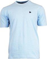 Donnay T-shirt - Sportshirt - Heren - Maat M - Licht blauw