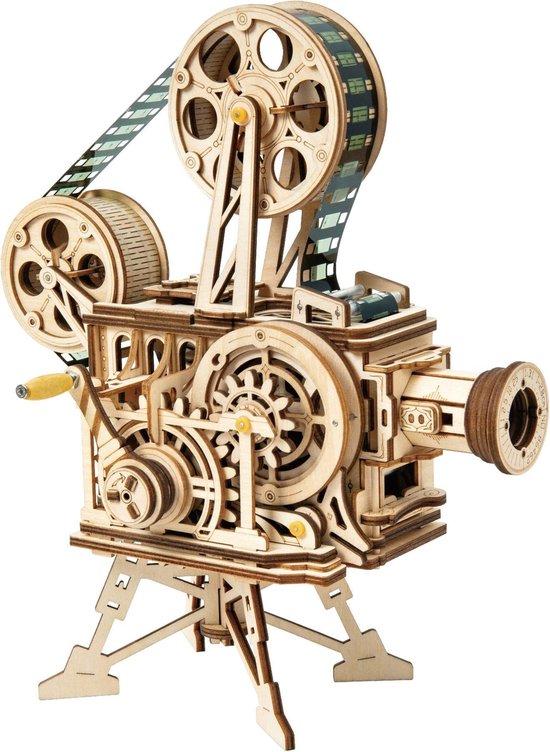 Afbeelding van Robotime Vitascope - Houten Modelbouw speelgoed
