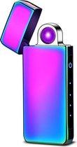 Plasma USB Aansteker Rotation Rainbow
