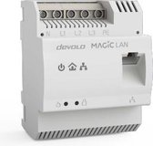 Devolo Magic 2 LAN - Powerline adapter - 2400 Mbit/s -1-pack / Wit