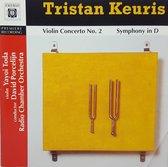 Violin concerto no. 2 / Symphony in D