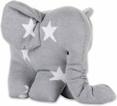 Baby's Only olifant ster lichtgrijs/wit