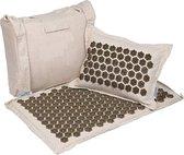 Oak's First Spijkermat met kussen - Acupressuur mat - Suki Shakti Mat - Luxe Editie met tas