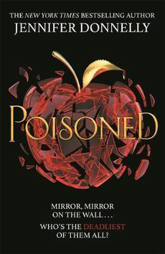 Boek cover Poisoned van Jennifer Donnelly (Paperback)
