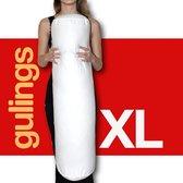 Rolkussen - Guling XL - met sloop - rood