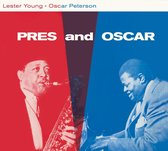 Pres And Oscar - The Complete Session