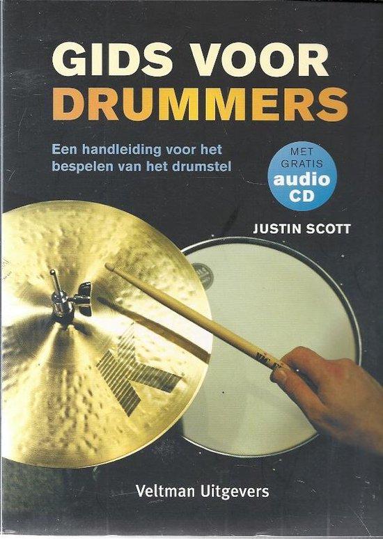 Gids voor drummers - Justin Scott