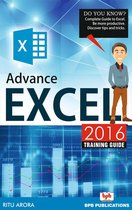Advance Excel 2016