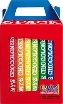 Tony's Chocolonely Rainbowpack Chocolade Cadeau - 6 x 180gr