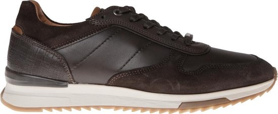 Berkelmans oyama bruine leren sneaker maat 44
