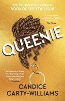 Boek cover Queenie van Candice Carty-Williams