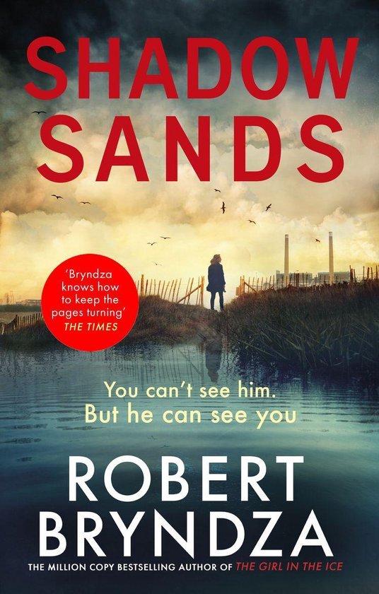 Boek cover Shadow Sands van Robert Bryndza (Onbekend)