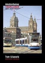 Amsterdamse tramlijnen 1975 - 2018 4 -   Tram- & bus-varia