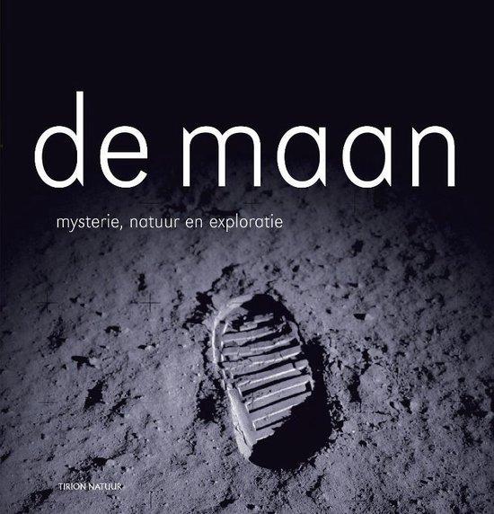 Cover van het boek 'De Maan' van S.L. Montgomery