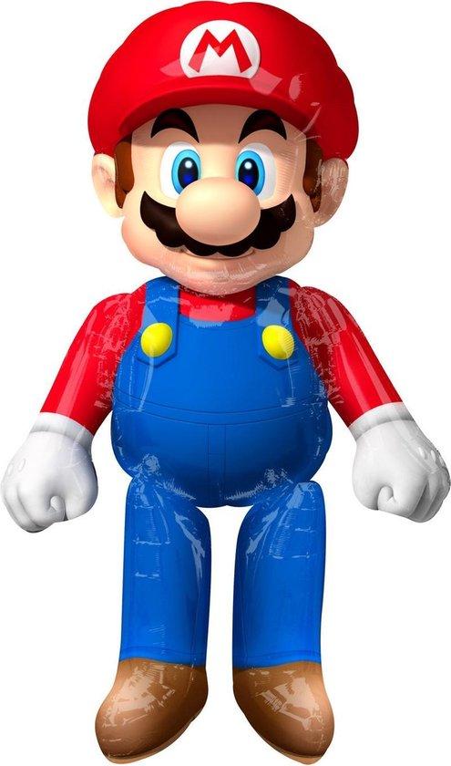 Super Mario Airwalker 152x93cm