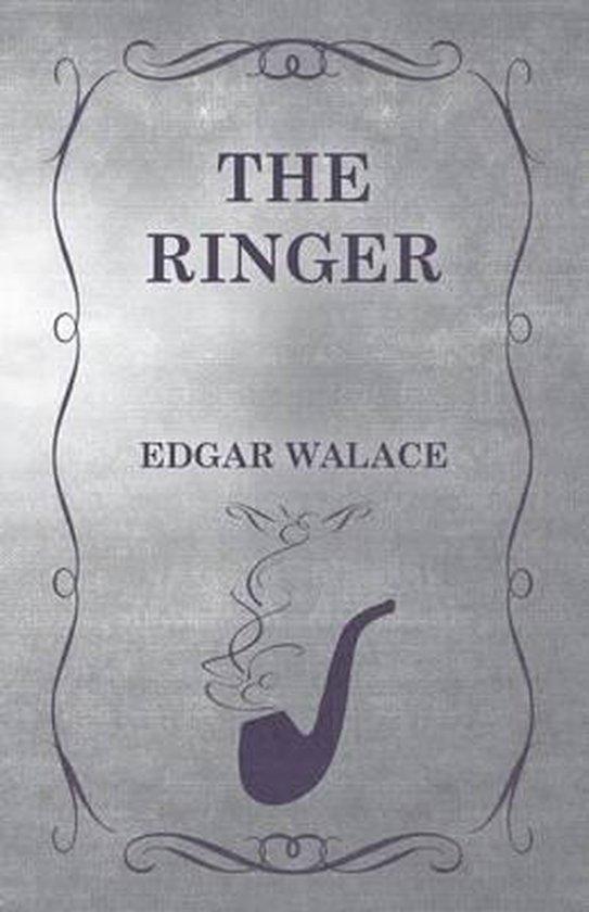 Omslag van The Ringer