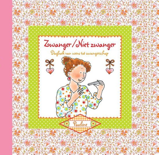 Boek cover Zwanger/Niet Zwanger Adv.15 00 van Pauline Oud