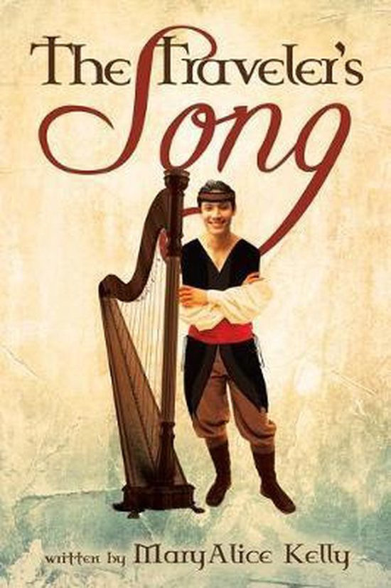 Boek cover The Travelers Song van Maryalice Kelly