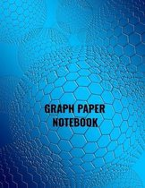 Graph Paper Notebook: Quad Ruled 5x5- 8.5 x 11 with 120 pages- Math and Science Lab Graph Notebook- Graph Paper Composition