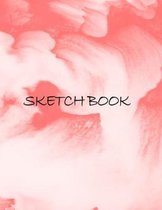 Sketch Book: Large Notebook for Drawing, Writing, Painting, Sketching or Doodling, 110 Pages, 8.5x11