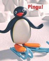Pingu!: Libro da colorare - Pingu da colorare - Libro di Pingu - Libro da colorare per bambini - Cartoni animati da colorare