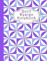 Quilt Design Notebook: Hexagon Paper for Quilting and English Paper Piecing