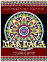 Coloring Book Adult Relaxation