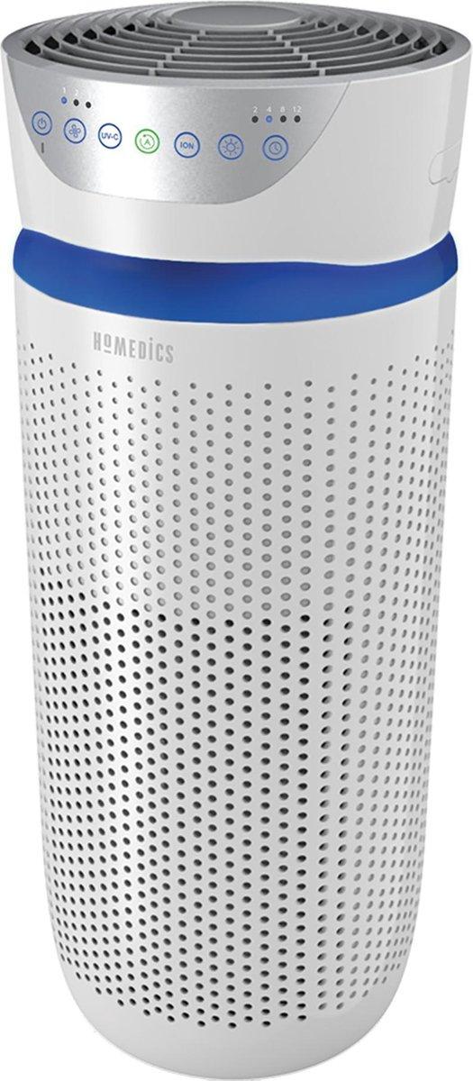 HoMedics 5 in 1 Total Clean APT40 Luchtreiniger – HEPA – UV licht – 109m2