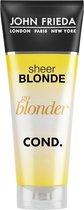 John Frieda - Sheer Blonde Go Blonder Conditioner - 250ml