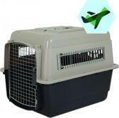 Transportbox Ultra Vari Kennel Fashion -max. gewicht hond 22.7 kg.