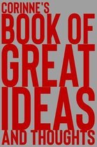 Corinne's Book of Great Ideas and Thoughts