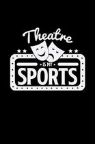Theatre is my sports