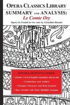 LE COMTE ORY Opera in French in two acts by Gioachino Rossini