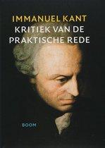 Boek cover Kritiek van de praktische rede van Immanuel Kant (Hardcover)