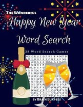 The Wonderful Happy New Year Word Search