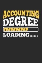 Accounting Degree: Laden des Diplom-Buchhalters Notizbuch liniert DIN A5 - 120 Seiten f�r Notizen, Zeichnungen, Formeln - Organizer Schre