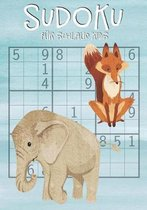 Sudoku f�r schlaue Kids: Kinder ab 11 Jahre - 150 R�tsel inkl. L�sungen - 9x9 - Logikr�tsel
