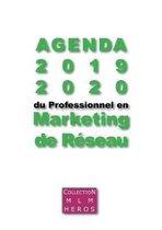 Agenda 2019 2020 du Professionnel en Marketing du Reseau