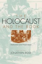 Boek cover The Holocaust and the Book van