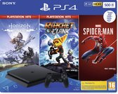 Sony PlayStation 4 Slim console 500GB + Spiderman
