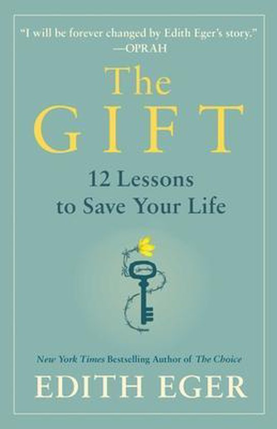 Boek cover The Gift van Dr Edith Eva Eger (Hardcover)