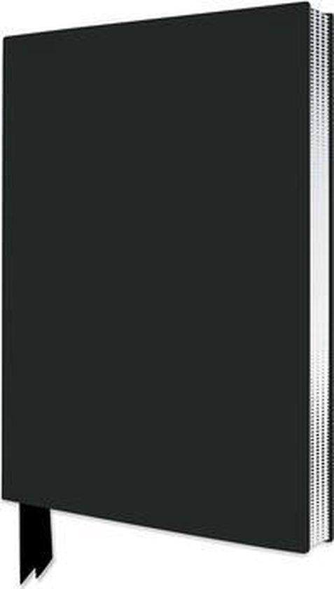 Black Artisan Pocket Journal (Flame Tree Journals)